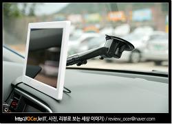 차량용모니터 보조모니터 활용가능한 10인치 IPS 모니터 카멜 PF-1040 IPS