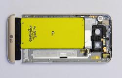 LG G5 분해 해보면 구글 모듈타입 프로젝트 아라가 보인다