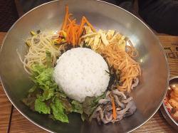 [종로3가역] 육쌈냉면 - 비빔밥, 물냉면
