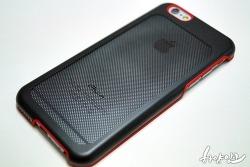 아이폰6 세븐밀리 레드(P)블랙도트, 가장 아이폰스러운 케이스