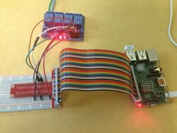 라즈베리파이와 릴레이(relay) 모듈을 이용해 전원 제어하기