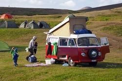 아이슬란드 캠핑카 여행 4 일차 -  Hverir 지열지대 / Dettifoss 데티폭포 / Selfoss 셀폭포 /  Myvatn Nature Bath 온천 / Hlid 캠핑장