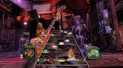 기타히어로(Guitar Hero) 게임 플레이 영상을 유투브에 올리고 싶었으나, 음원 저작권 때문에 올릴 수 없었던 유투버의 선택.. 입기타 만랩!
