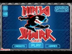 상어모험게임 - 닌자샤크