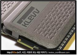 SK 하이닉스 오버클럭용 PC 메모리 추천 에센코어 Klevv Neo DDR3 8G PC3-12800 CL9
