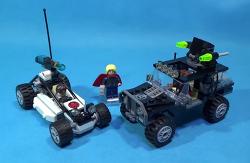 레고 어벤져스 대 히드라의 결전 76030 조립 리뷰 마블 슈퍼히어로 Lego Super Heroes Avengers Hydra Showdown