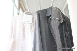 와이셔츠 옷깃 찌든때 세탁법을 따라해 봤더니...