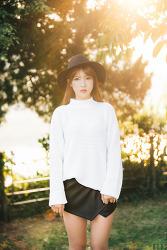선유도공원에서 담아본 그녀 MODEL: 맹나현 (5-PICS)