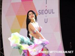 2017 문화가 흐르는 서울광장 개막공연, 댄스 페스티벌 - 밸리댄스 등 춤 공연