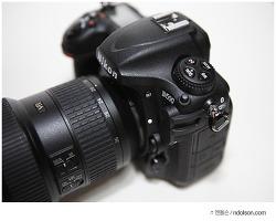 DSLR D500렌즈 AF-S 니콘 16-35mm 탑재 니콘D500 연사 촬영방법