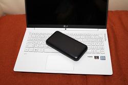 노트북 보조배터리 LG 올데이그램 20V 보조배터리 충전