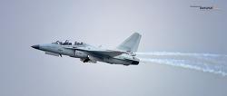 KAI F-50A 전투기 비행