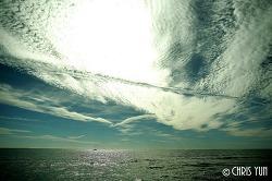하늘과 바다 사이에