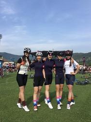 [자전거대회] 2017 화천 DMZ 랠리 자전거 대회 후기