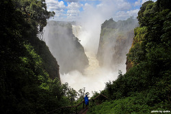 [짐바브웨 여행] 세계 3대 폭포, 빅토리아폭포