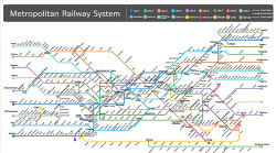 Seoul Subway Metro! Search Route, Mobile app for traveler!!!
