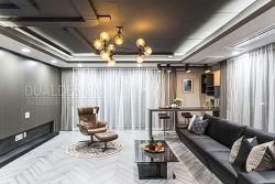 동탄 롯데캐슬신축 40평대 아파트 인테리어