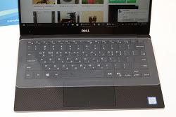 만능 노트북 키스킨 Coms ITB230 Dell XPS 13 사용해보기