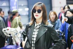 151108 인천공항 입국
