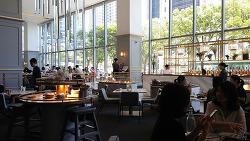 여자들을 위한 브런치 카페, 명동 '보버라운지'