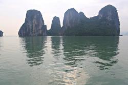 베트남 하롱베이 여행기 3편(키스바위
