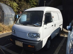 대전 다마스 2밴 12,000km 판매해요~세탁소 차량으로 제격