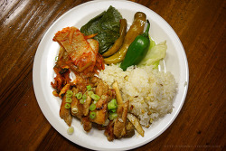 아토피식단, 한살림 요리 레시피_ 된장 닭다리살 구이