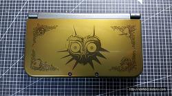 [게임기] New 3DS XL 분해 및 케이스 교체