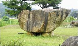 고인돌-지석묘(支石墓,dolmen).