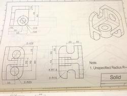 중소기업연수원 도면집 모델링