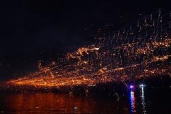 전통 불꽃놀이 낙화놀이 하는 지역과 날짜정보