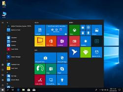 Windows 10.0 rs4 v.1803 17134.81 Pro for Workstations, Pro Education, Pro by BADDGET® 한글화