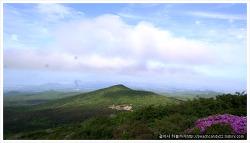 제주여행 : 한라산 영실 코스  병풍바위