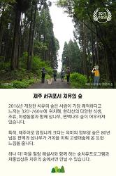 [카드뉴스] 아름다운 숲을 소개합니다_천년의 숲 이야기