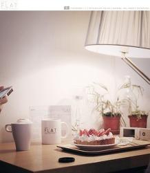 카페놀이 - 합정동 카페 cafe FLAT