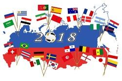 [세계축제/월드컵] 2018 러시아 월드컵에 대해서 알아보다!!