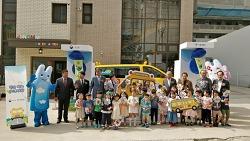 어린이집·학원 통학차량 노후경유차에서 LPG로 바꾸면 어떤 효과가 있을까?