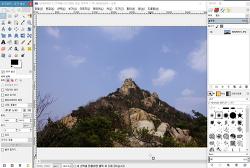 무료 이미지 편집 프로그램 GIMP (김프)