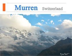 스위스여행] 알프스 동화같은 청정 산악마을 뮈렌 Murren