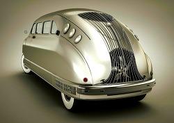 옛날에 이런 차를 만들었다고? 기묘한 올드카 5가지