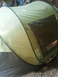아이두젠 패스트캠프 원터치 텐트 베이직 3 PLUS (3인용)