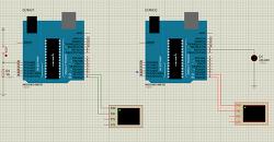 Arduino to Arduino (Bluetooth Comunication)