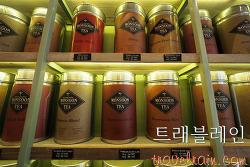 치앙마이 찻집 몬순 티 Monsoon Tea