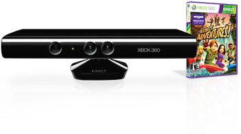 새로운 인터페이스 MS의 Kinect 돌풍을 일으키다. 25일만에 250만대 판매