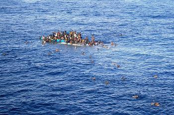 유럽의 이주자 위기와 야만