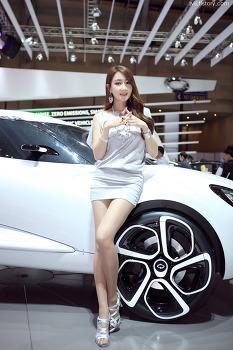 2012 부산모터쇼 한채이