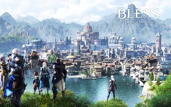 대작MMORPG 블레스 오픈베타 임박