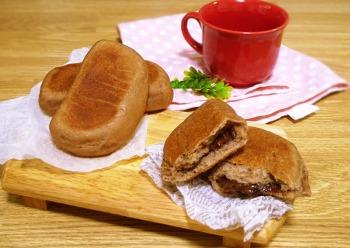 노으븐 베이킹 오븐없이 코코아빵 만들기