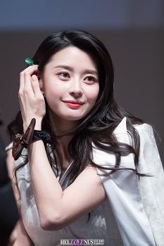 170121 동자아트홀 팬싸인회 헬로비너스 나라 직찍 by 아데스