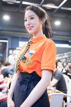 [PHOTO] 170506 삼육칠 하우스 일일 알바 - 베리굿 by Girls Grapher